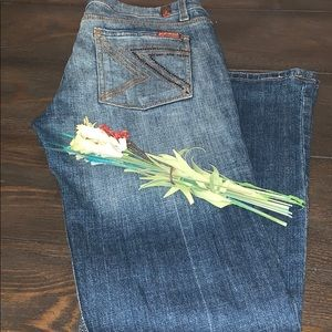 7 for all mankind Flynt